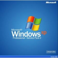 Windows XP Professional SP3 Retail Box (คู่มือ + Sticker License + แผ่น DVD)